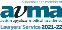AVMA specialist clinical negligence panel