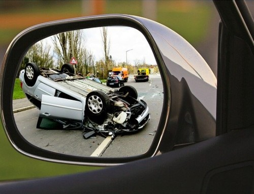 Road traffic accident with uninsured driver