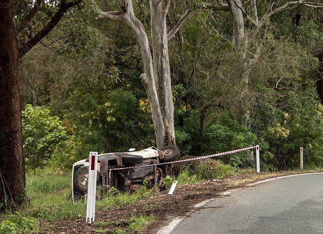 Head-on collision results in foot fractures
