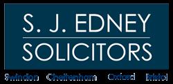 SJ Edney Solicitors Logo